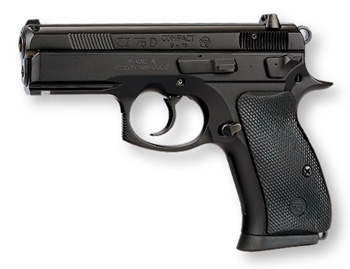 CZ 75 D Compact | CZ Spare Parts and Accessories