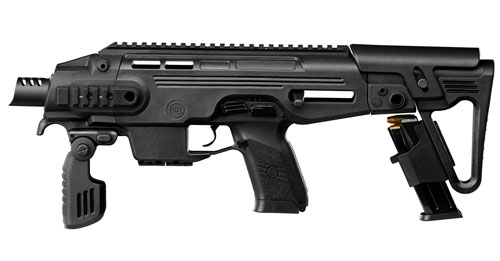 CZ PDW - DUTY P07/P08 Adapter | Find CZ Parts, Magazines And Accessories