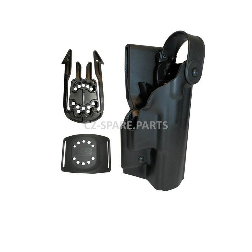 Duty holster P-07, polymer, right | Find CZ Parts, Magazines And Accessories