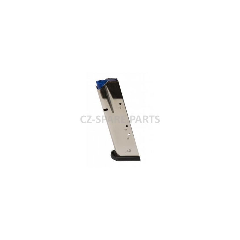 Magazine CZ 75 SP01/Shadow2, 9mm/17-round, nickel